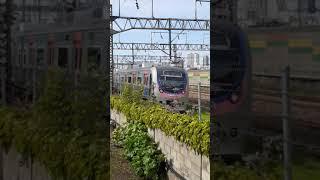 서울1호선 뱀눈이,화물열차 통과영상 띵똥일기 21년 5…