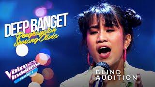 Olivia Christie - Kamu Dan Kenangan | Blind Auditions | The Voice Kids Indonesia Season 4 GTV 2021
