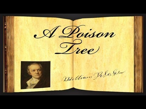 Close reading of a poem a poison tree