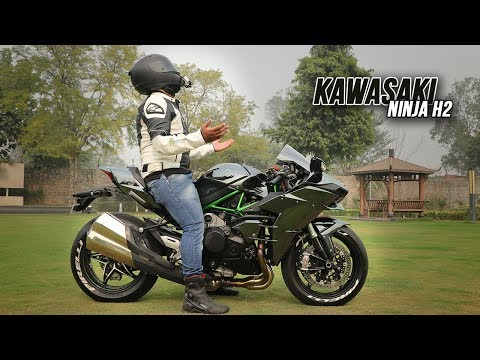 A date with the Mighty Ninja H2!