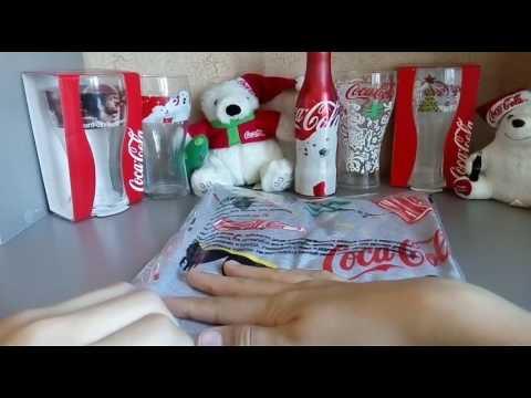 Coca-Cola 2017. Слушай своё лето. Распаковка.