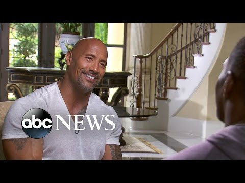 Dwayne 'The Rock' Johnson on Whether He Would Run for President