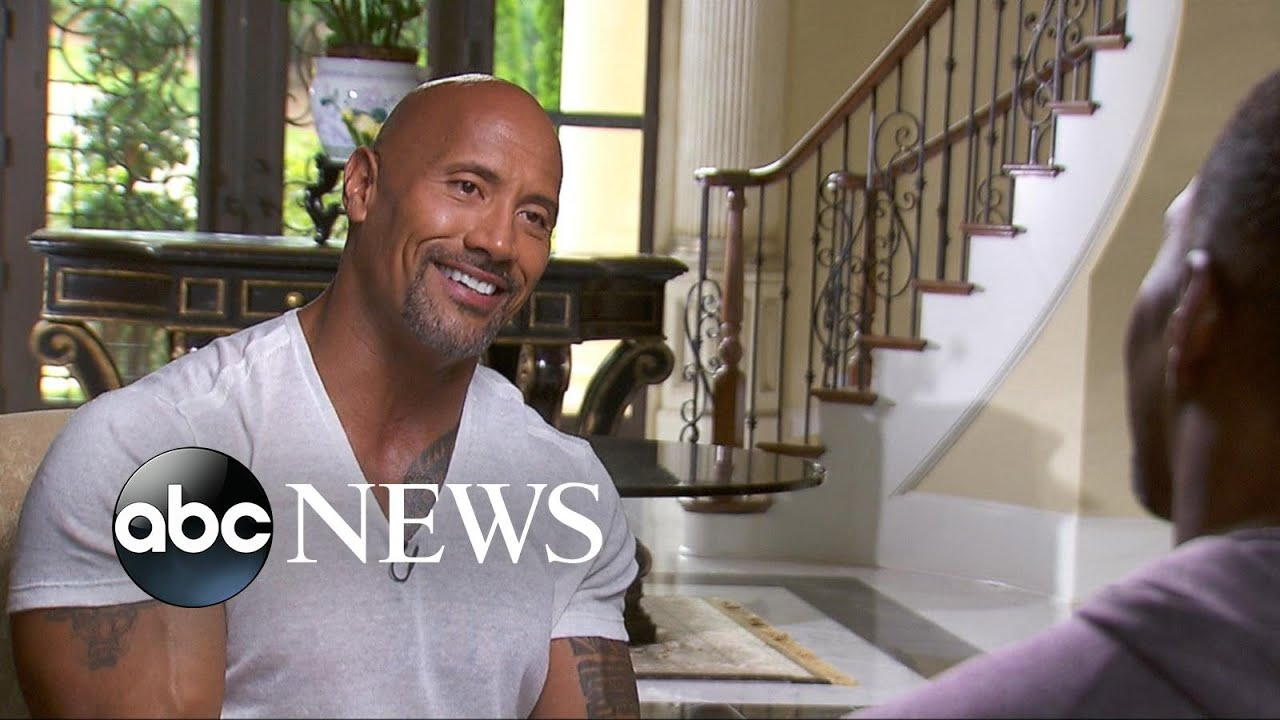 Rock the vote: Dwayne Johnson says running for president is 'real possibility'