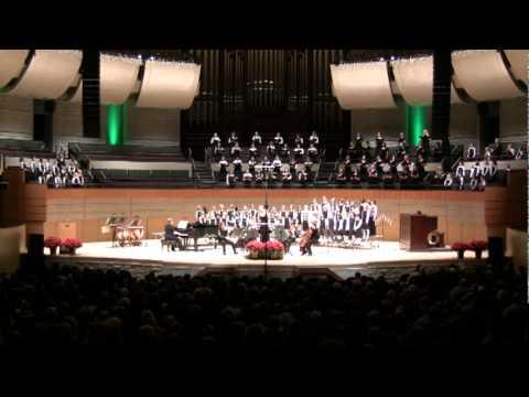 Cantilon Choirs - The Stars Point The Way (Mark Sirett)