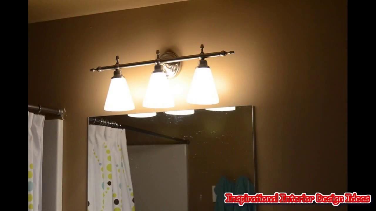 Lowes Light Fixtures Bathroom