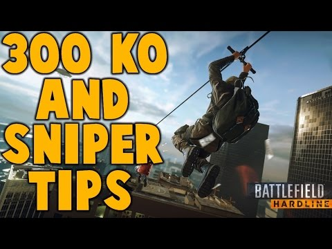 How to unlock 300 knockout and BFH sniper tips