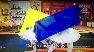 Video Shakti Arora & Zaskia Gotik dancing on Channa Mereya download MP3, 3GP, MP4, WEBM, AVI, FLV Januari 2018