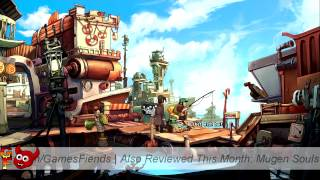 Chaos On Deponia Review By Games Fiends