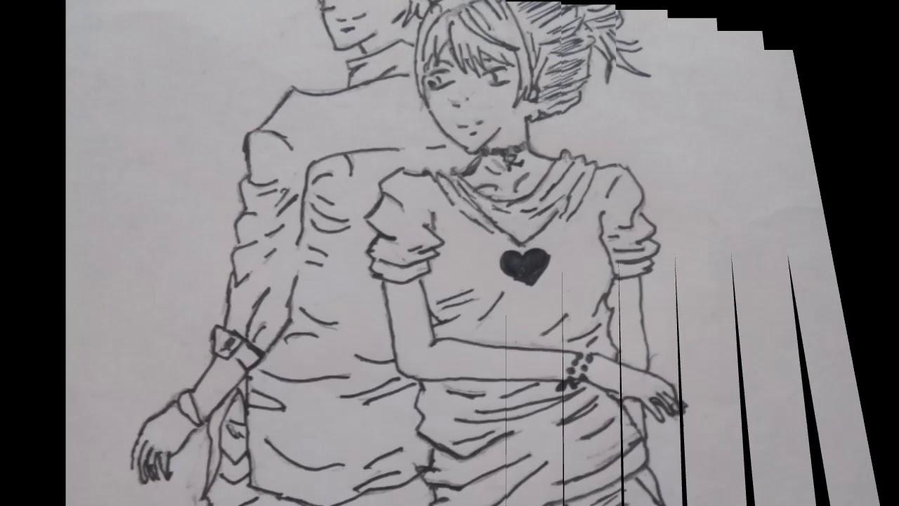 Friendship sketches