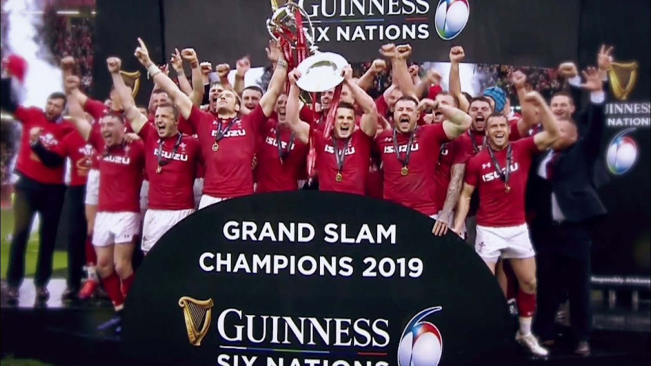Grand Slam Year: Wales 2019 | Guinness Six Nations - YouTube