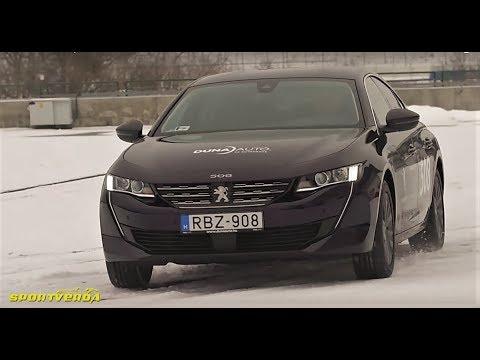 Új PEUGEOT 508 teszt - SportVerda