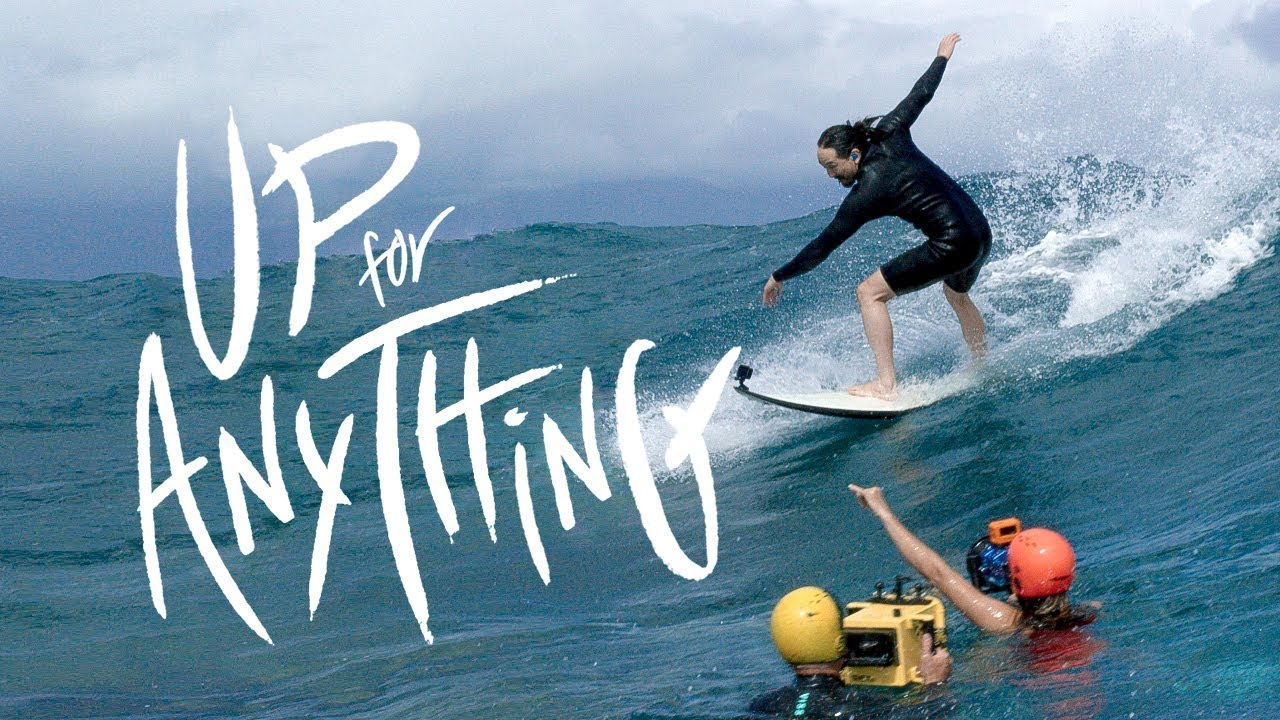 Ep. 2 The Aoki Wave | Up for Anything | Wix Web Series