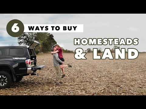 HOW TO BUY LAND | EASY Lending Options for Homesteads & Hobby Farms | BEST Banks For Permacultur