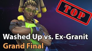 ► Heroes of the Storm: Ex-Granit vs. Washed Up - Grand Final HeroesHype