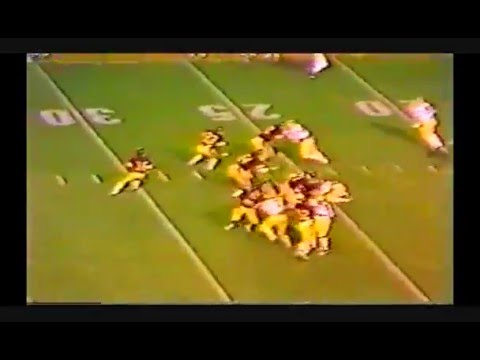 USC vs. LSU (1979)