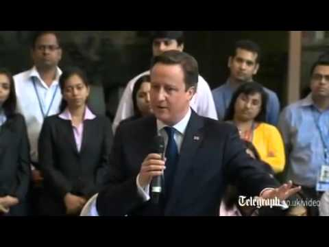 David Cameron admits he profited from offshore fund & what he said in the past!