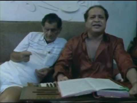 Anand Bakshi, Laxmikant Pyarelal - 1987 song sitting -Lyrics Writer