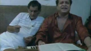 Anand Bakshi, Laxmikant Pyarelal - 1987 song sitting -Lyrics Writer