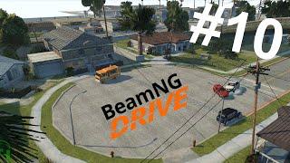 BeamNG.drive (#10) - 'Grove street, Home' czyli GTA w BeamNG