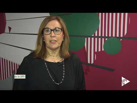 Homenaje a Asunción Jaime por su labor en la UPV  - Noticia @UPVTV, 19-02-2018