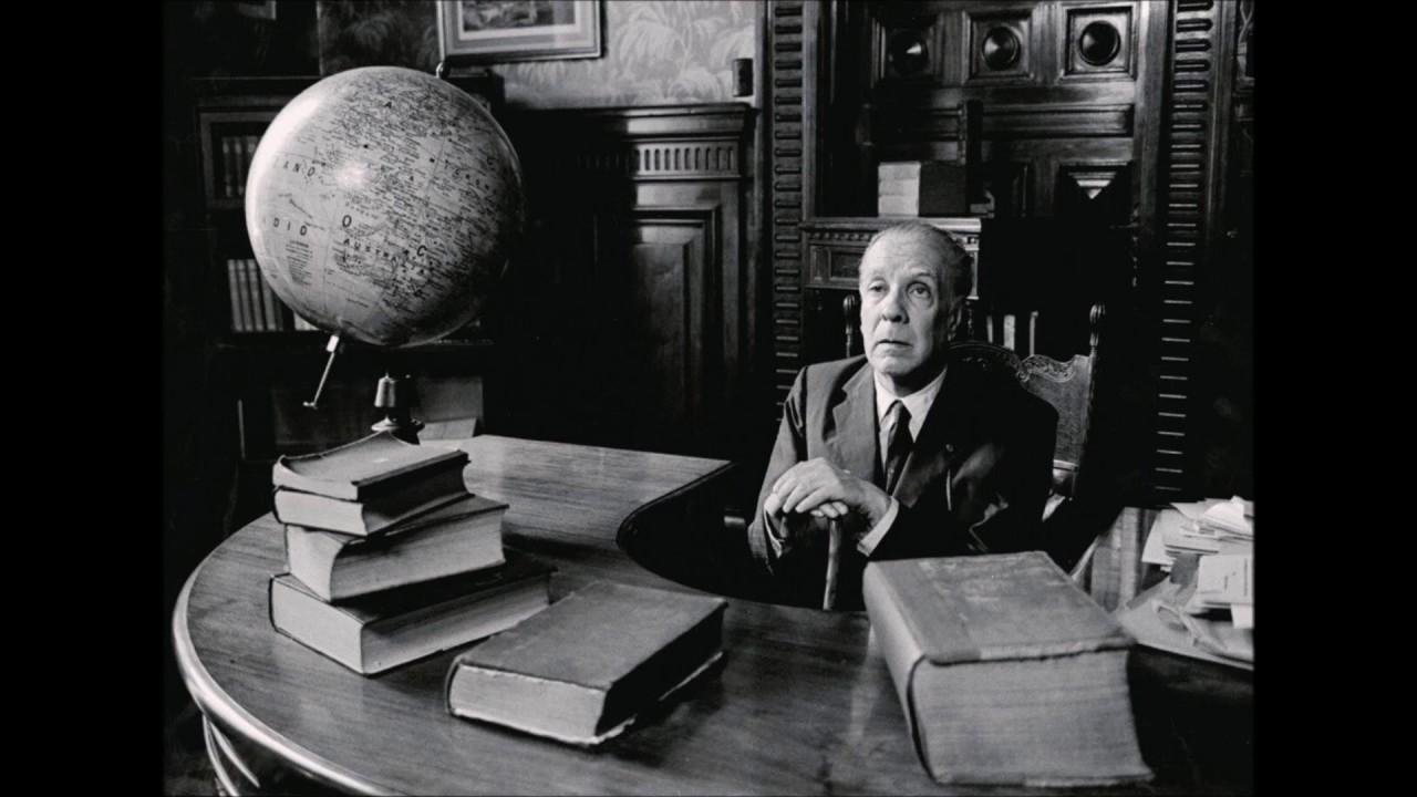 Jorge Luis Borges — Entretiens France Culture (1965) - YouTube