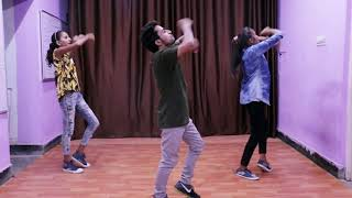Buzz-Aastha gill || feat Badshah ||  Dance Choreography Dinesh Patel DIC || Bollywood Free Style