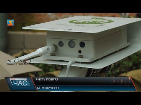 Телекомпанія М-студіо: Якість повітря