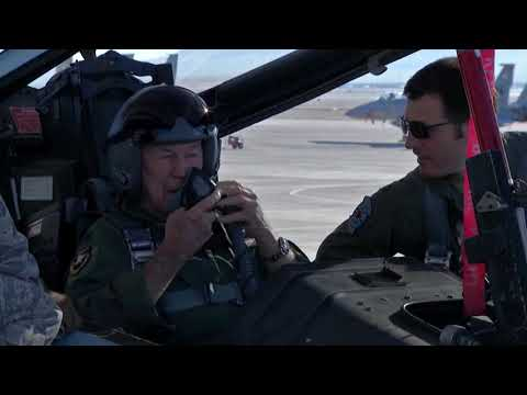Sound barrier-breaking pilot Chuck Yeager dies