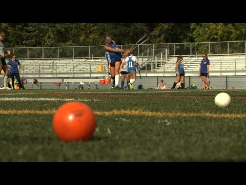 """Athletes N Action"" and ""The Score"" featuring Old Mill High School Field Hockey Fall 2014"