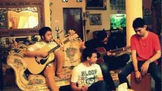 ( HiVi! - Orang ketiga ) Cover by Hafizhan, Fachri, Ricky, Alfarisi