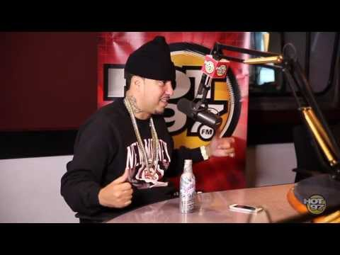 Angie Grills French Montana & Trina about Relationship Rumors, New Video Nicki & More!!!