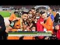 نهضة بركان المغربي يرفع كأس الاتحاد الإفريقي للمرة الأولى بتاريخه على حساب بيراميدز المصري