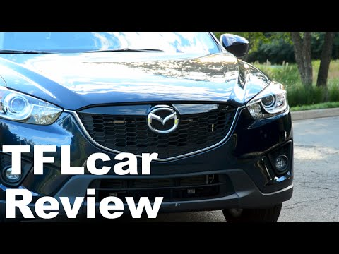 2015 Mazda CX-5 Review: A Small Crossover with a Big Personality