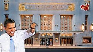 Sợ Gián Điệp Trung Quốc, Ông Obama Nói Không Với Khách Sạn Waldorf | Trung Quốc Không Kiểm Duyệt