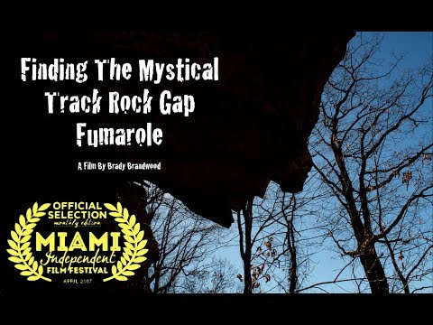 Finding The Mystical Track Rock Gap Fumarole