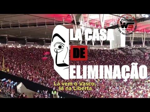 Paródia: LA CASA DE ELIMINAÇÃO - (MC MM - SÓ QUER VRAU) Torcida do Flamengo zuando o Vasco