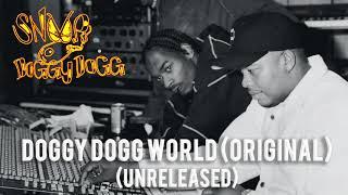Snoop Doggy Dogg - Doggy Dogg World (Original) (Unreleased) (1993)
