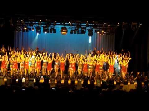 "Mosinee High School Variety Show ~ 2015 ""Viva Las Vegas"""