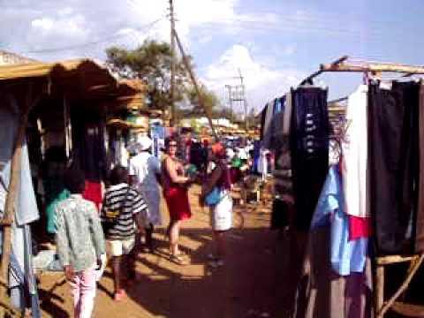 Markt in Ugunja
