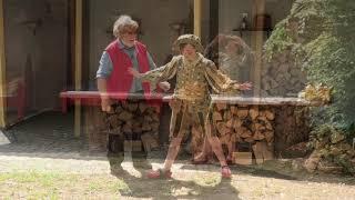 """Freilichtbühne Schuld spielt """"Pinocchio"""""""