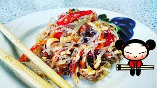 Салат ФУНЧОЗА - простой и вкусный рецепт