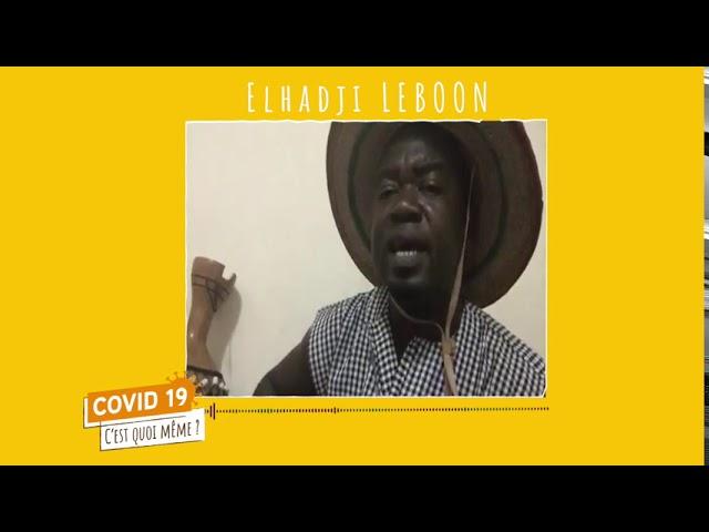 C19CQM - Corona Contes - WOLOF - Episode 4
