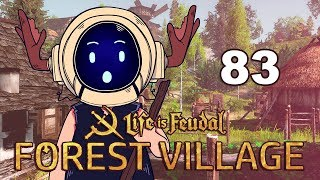 All Along the Watchtower - Life is Feudal: Forest Village Ep. 83 - Moose Plays