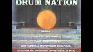 DRUM NATION VOL. 1: 02 Bill Bruford - Beelzebub