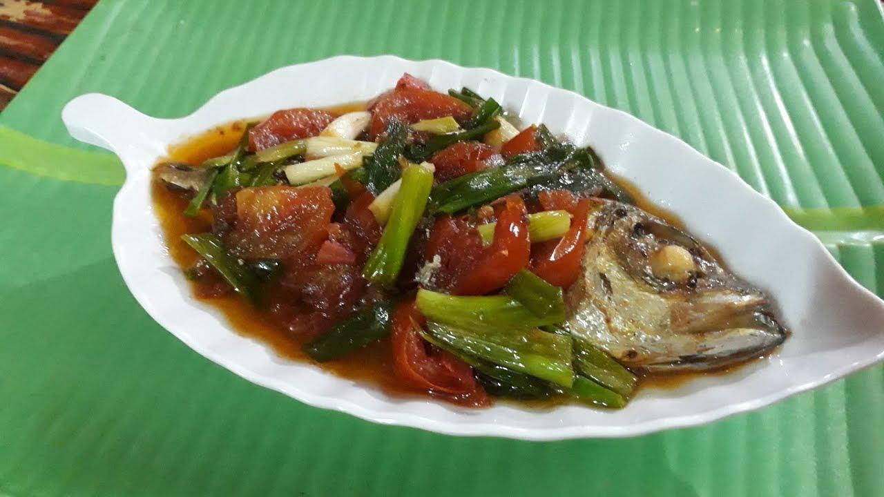 Cách làm CÁ BẠC MÁ HẤP CHIÊN SỐT CÀ chua chua ngọt ngọt tuyệt ngon hấp dẫn – Tigon luu