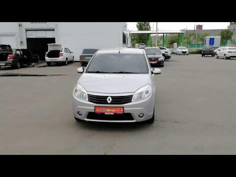 Купить Рено Сандеро (Renault Sandero) 2011 г с пробегом бу в Саратове Элвис Trade In Центр