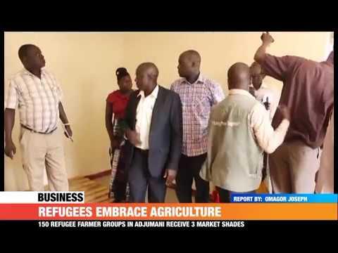 #PMLive: REFUGEES IN ADJUMANI EMBRACE AGRICULTURE