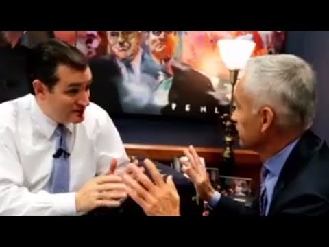Ted Cruz Grilled By Univision Host Jorge Ramos