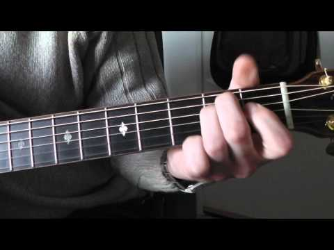 Play 'Ol' '55' by Eagles. The guitar chords explained.