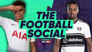 Download Video Tottenham 3-1 Fulham | Harry Kane Finally Ends The August Curse! | The Football Social MP3 3GP MP4